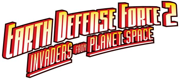 Earth Defense Force 2 | Logo
