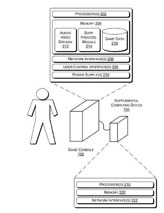 Nintendo NX Patent 2