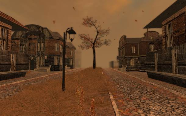 Pathologic Classic HD | A peaceful boulevard