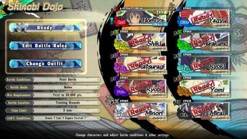 Senran Kagura Estival Versus PS4 | 5