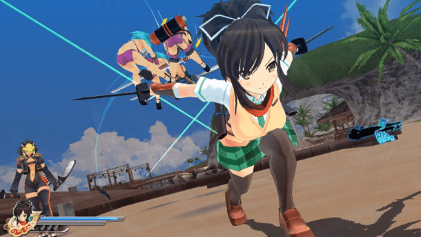 Senran Kagura Estival Versus Vita | Top Gaming Moments of 2015