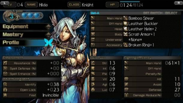 Stranger of Sword City 5