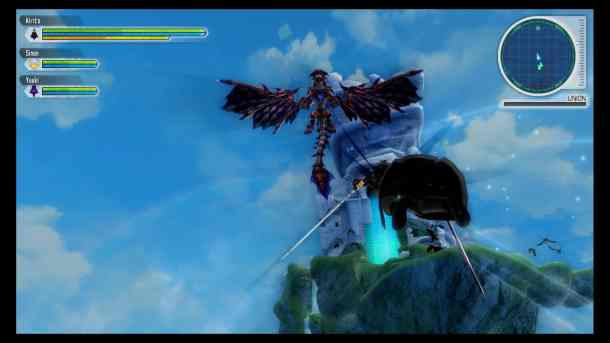 Sword Art Online: Lost Song | Flight Mode
