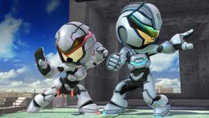 Battle Armor Mii Fighter Costume - Super Smash Bros. for Wii U and 3DS