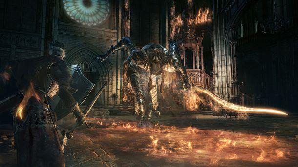 dark souls iii pursuer