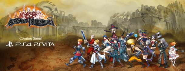 Grand Kingdom | Front Banner