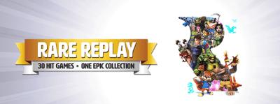 Rare Replay Logo