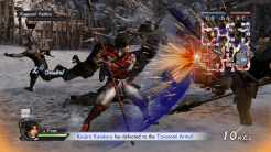 Samurai Warriors 4 Empires | 3