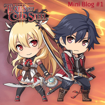 Trails of Cold Steel II XSEED mini blog update
