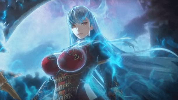 Valkyria Azure Revolution | Brynhildr