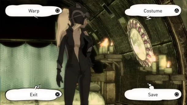 Gravity Rush Remastered | Kat in cat suit