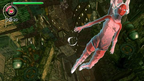 Gravity Rush Remastered | Gravity defying