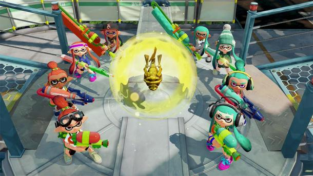 Splatoon | oprainfall Gaming Awards: Best Gameplay of 2015