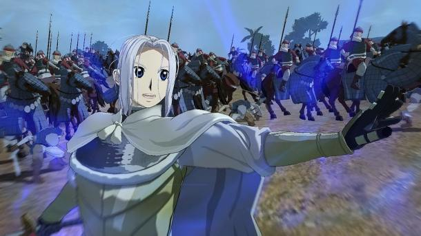 Arslan: The Warriors of Legend | Epic Battle