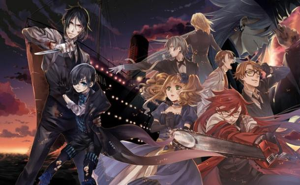 Black Butler | Theater Visual