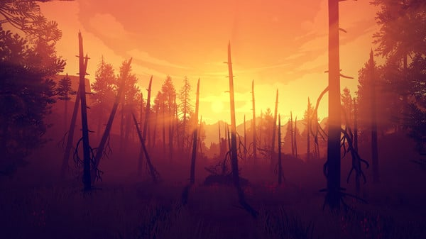 Firewatch | Lighting Effects