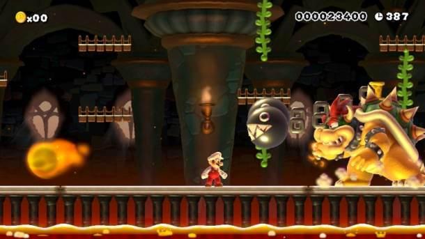 Making It Rainfall | Super Mario X2