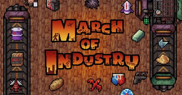 March of Industry | oprainfall