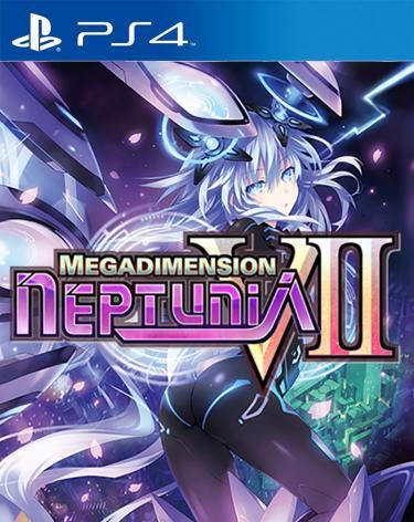 Neptunia V-II Boxart