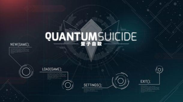 Quantum Suicide title
