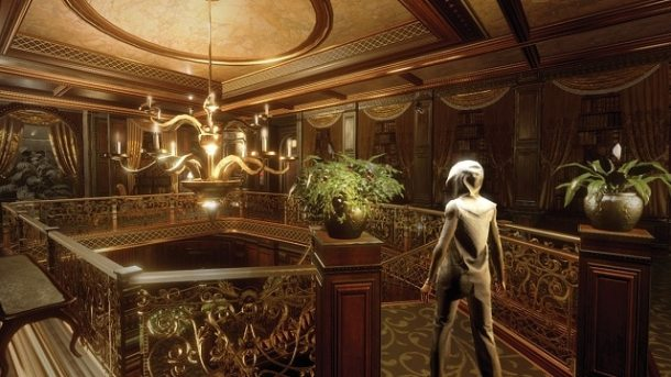 RÉPUBLIQUE Screens
