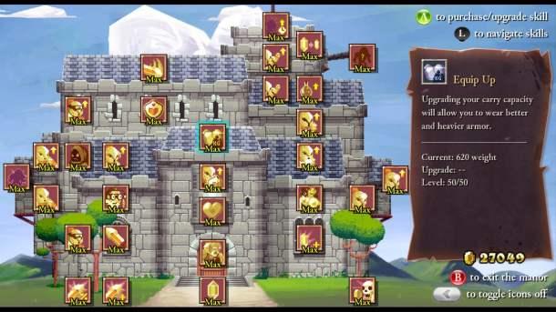 Rogue Legacy | Supreme Upgrades