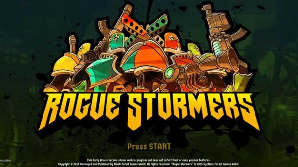 Rogue Stormers | Logo