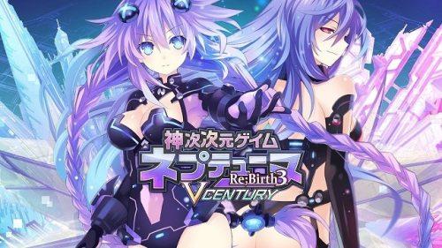 Hyperdimension Neptunia Re;birth 3: V Generation