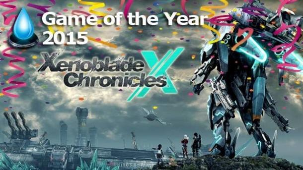 Xenoblade Chronicles X - oprainfall Gaming Awards Game of the Year 2015
