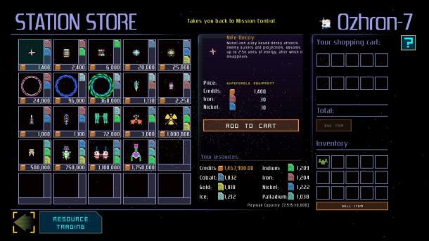 Zotrix | Equipment Shop