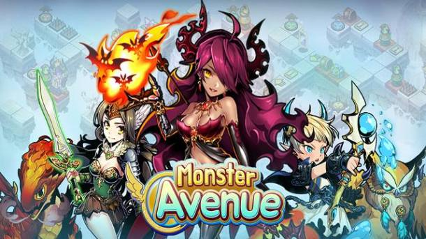 monster Avenue feature