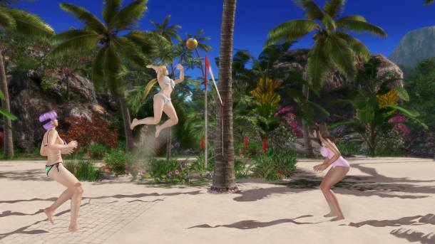 Dead or Alive Xtreme 3: Fortune | Volleyball