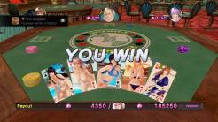 Dead or Alive Xtreme 3: Fortune | Gambling at the poker table