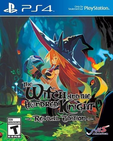 The Witch and the Hundred Knight ~Revival Edition~ | Cover