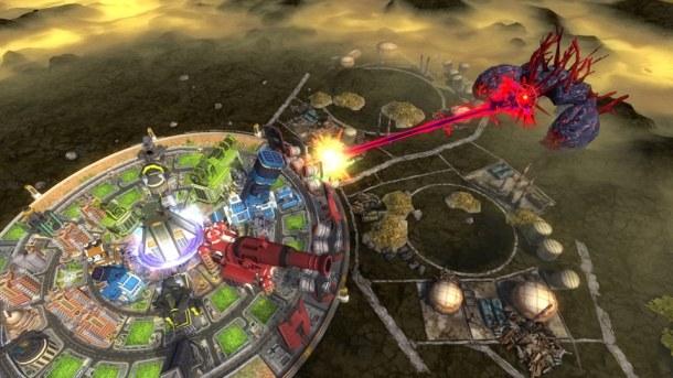 Aegis of Earth | Kaiju Fight