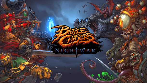 Battle Chasers: Nightwar Best Indie