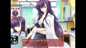 Beat Blades Haruka Miss Akira
