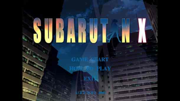 Beat Blades Haruka | Subaru X Minigame