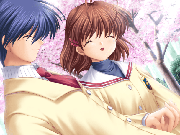 CLANNAD | Tomoya and Nagisa