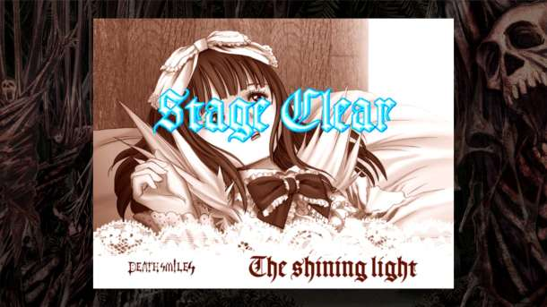 Deathsmiles | Stage Clear