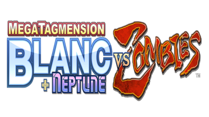 MegaTagmension Blanc + Neptune VS Zombie