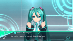 Project DIVA X Miku Dialogue