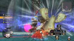 Nights of Azure   Boss Battle 2