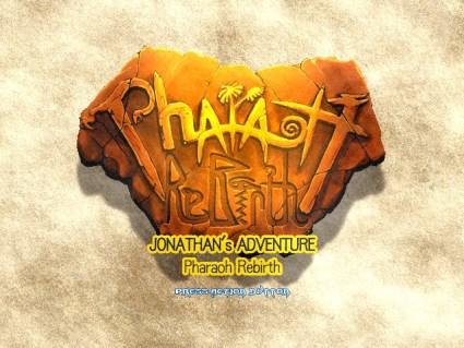Pharoah Rebirth+ | Title Image