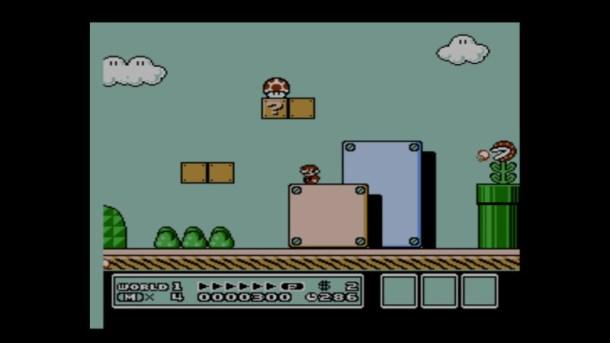 Super Mario Bros. 3 | Mushroom