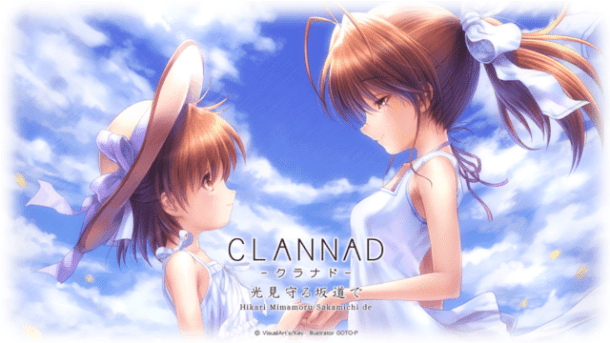 clannad feature