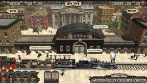 Bounty Train | Town