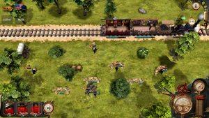 Bounty Train   Encampment