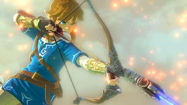 Zelda Wii U | oprainfall