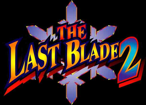 The Last Blade 2 Title